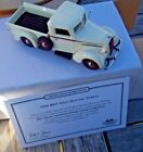 MATCHBOX 1939 REO SPEED DELIVERY PICKUP TRUCK VEHICLE 1 43 DIECAST BOX  COA