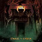 Tourniquet - CRAWL TO CHINA - NEW 2008 remaster - get it right from the band!