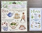 Susan Branch Stickers May Mothers Day Tea From The Heart Scrapbook Cards Crafts
