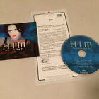 HIM - Gone With The Sin (CD Promo Single) - RARE