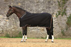 Horseware Rambo AIRMAX DISC Front Breathable Technical Airmesh Cooler Rug Black