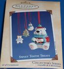 Hallmark Keepsake Ornament - SWEET TOOTH TREATS         S