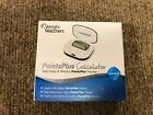 Weight Watchers Points Plus Calculator Daily Weekly Tracking 30022 NEW SEALED