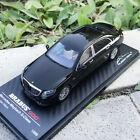 143 ALMOST REAL Mercedes Maybach S Class BRABUS 900 Diecast Car Model USA