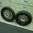 Front & Rear Wheel Set for BMW R1200GS & Adventure (oil cooled)