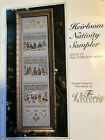 The Victoria Sampler Heirloom Nativity Sampler Chart and Complete Thread Paks