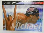 Michael Phelps Shane Gould Olympic Gold Signed Autographed Poster