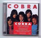 COBRA 'FIRST STRIKE' REMASTERED CLASSIC AOR 2008 NEW!