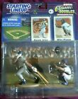 Starting Lineup Derek Jeter Mike Piazza Classic Doubles 2000 NY Mets NY Yankees