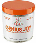 Genius Joy Ginseng Serotonin Mood Booster for Anxiety Relief 100 Caps 7/2021