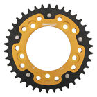 New Supersprox -Stealth sprocket, 38T for Ducati 749 Dark 05, Gold