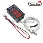 Xh-b310 12v Digital Thermometer Temperature Meter K-type M6 Thermocouple Tester