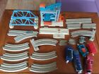 2006 THOMAS THE TRAIN  HIT TOY CO. WITH SODOR LUMBER CO. HANK SKARLOEY, CARS AN