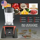 BPA Free 3HP 2200W Heavy Duty Commercial Blender Mixer Power Juicer Food US FAST