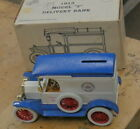 Ertl Amoco 1913 Ford Model T Delivery Truck Diecast Truck Bank W Coin Bank used