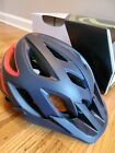 Cannondale Ryker AM Bicycle Helmet Black Red Medium 54 58cm
