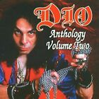Dio - Anthology VOLUME TWO 2 - NEW SEALED - ENGLAND IMPORT - IN CALIFORNIA
