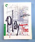 M Hulot in Jacques Tatis PLAYTIME Criterion Restored 2 DVD in SLIP CASE New