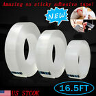 Washable Double sided Grip Magic Tape Traceless Adhesive Nano Invisible Gel Tape