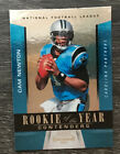 Cam Newton Rookie Cards Checklist and Autographed Memorabilia Guide 35