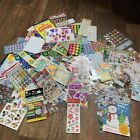 Mixed Scrapbooking Stickers Halloween Christmas Dogs Thanksgiving Valentines Lot