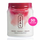 Zurvita- Zeal for Life- 30-Day Wellness Canister- Wild Berry (Guarana Free)