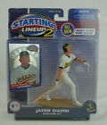 Hasbro Starting Lineup 2 MLB Jason Giambi Oakland A's Sports Action Figure 2001