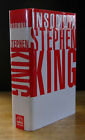INSOMNIA 1994 STEPHEN KING SIGNED VERY GOOD 1ST EDITION IN DJ