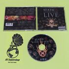 Static X cannibal killers live - 2008 CD DVD - CD Compact Disc