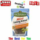 Pet Botanics Training Rewards Mini Treats For Dogs Bacon 4 Oz Perfect Size