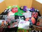 Wholesale Bulk Lot of 75 Graphic Novelty Printed T Shirts Assorted Size  Styles