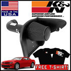 KN Blackhawk Cold Air Intake System for 2010 2015 Chevy Camaro SS 62L V8