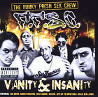 Ffsc : Vanity & Insanity CD