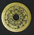Ancient China Zodiac Authentic Charm Coin Scarce 45mm 181g Empire
