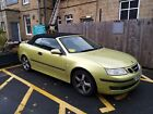 LARGER PHOTOS: saab 93 convertable