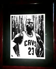 Cleveland Cavaliers LeBron James - Best Basketball Matted Great Art Print Cavs