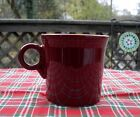 Fiesta RETIRED CINNABAR Coffee Tea Mug ~