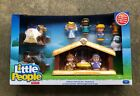 Fisher Price Little People Childrens Nativity Set 11 Figures NIB Sealed NEW