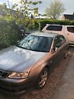 LARGER PHOTOS: Saab 9-3 93 spares or repair project no reserve