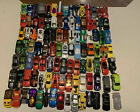 Hot Wheels Matchbox 1 64 Die Cast Cars Trucks Lot Of 110 8lbs Some RARES AS IS