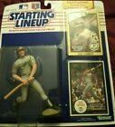 Starting Lineup Jose Canseco 1990 sports figure Oakland Athletics