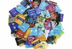 200 CONDOMS BULK VARIETY, TROJAN, Lifestyles, ONE, ETC....