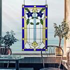 Design Toscano Primrose Art Nouveau Tiffany Style Stained Glass Window
