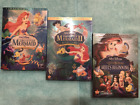 The Little Mermaid 1 2 3 Trilogy Bundle Set Complete Series