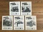 Engineers and Engines – (16) - Iron-Men Album - (7) - 23 Mags - 1964 - 1984