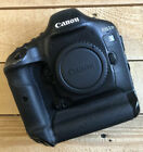 Canon EOS 1D X 181MP Digital SLR Camera Black Body Only Not MKII