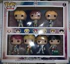 Funko Pop BTS All 7 Member Figures Barnes & Nobles Exclusive Limited Edition!!