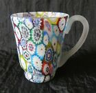 Murano Italian Art Glass Millefiori Demitasse Cup Labeled Collectible Excellent