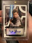 2012 Topps Star Wars Galactic Files Autographs Guide 19