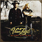 Van Zant, Get Right With The Man, Very Good, Audio CD
